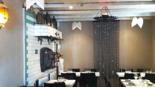 Aux Délices du Liban Salle du restaurant