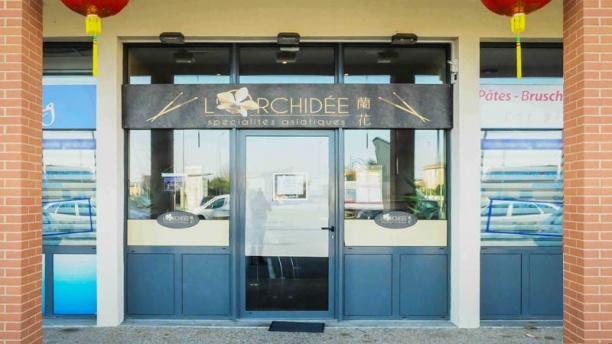 Restaurant l'Orchidée façade