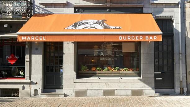 Marcel BurgerBar Façade