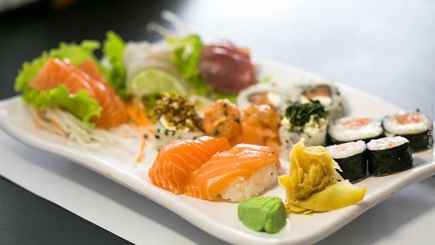 Haná Restaurante Japonês sushi
