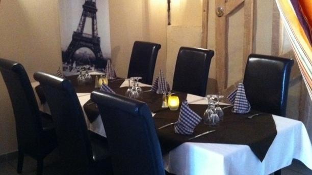 Les Fins Gourmets Détail de la table