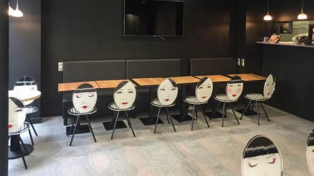 Restaurant le temps des sushis paris 75017 ternes - Auberge dab porte maillot restaurant ...