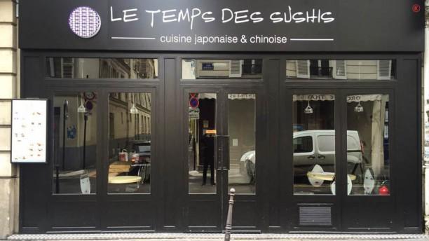 Restaurant le temps des sushis paris 75017 ternes - Restaurant le congres paris porte maillot ...