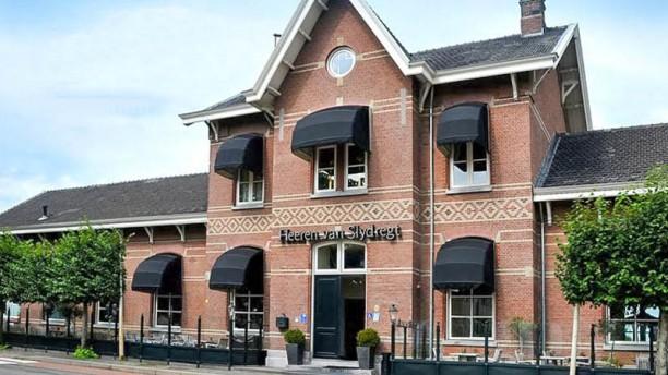 Brasserie Heeren Van Slydregt Ingang