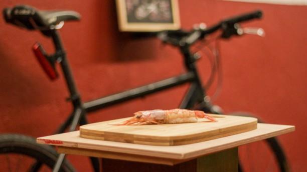 Sushi en Bici Sugerencia del chef