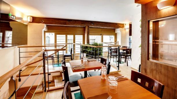 restaurant le grenier de notre dame paris 75005 ile. Black Bedroom Furniture Sets. Home Design Ideas