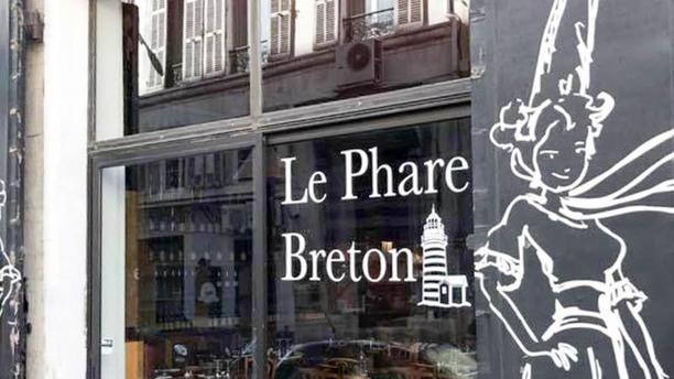Le Phare Breton Le phare breton façade