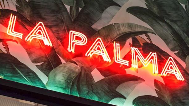 Gran Café La Palma Entrada