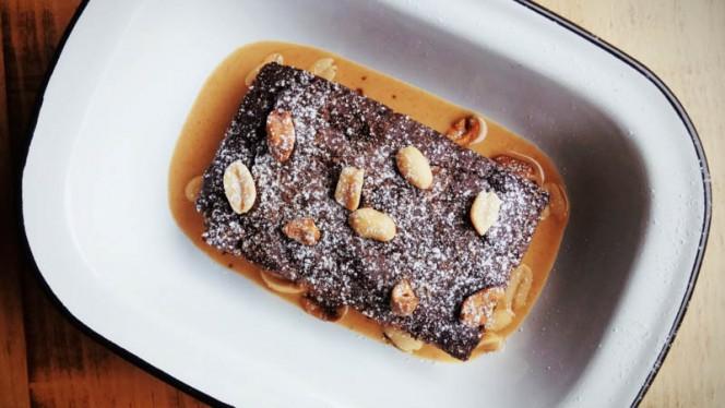 Brownie Vegan - Kabëng, Bordeaux