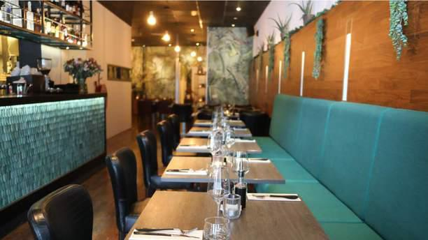 Restaurant The City Interieur