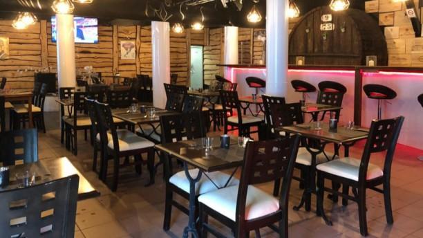 La Piscine Salle du restaurant