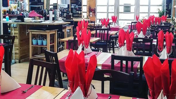 Slaviabcn Sala del restaurante