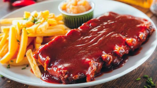Mustang Sally Plaza Sul especialidade do chef