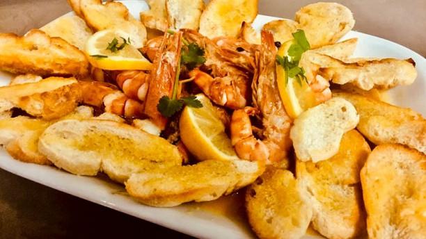 Restaurante Delfim Gambas à Gilho
