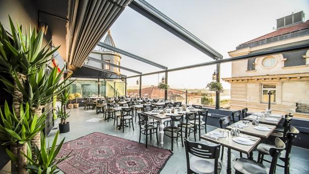 Veranda Pera  - Yeni Nesil Meyhane The restaurant