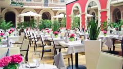 Le Jardin du Cloître - Hôtel Couvent des Minimes
