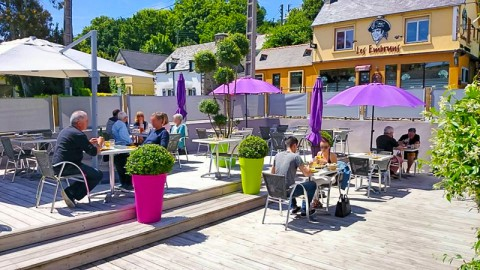 restaurant - Étoiles des Mers - Coat-Méal