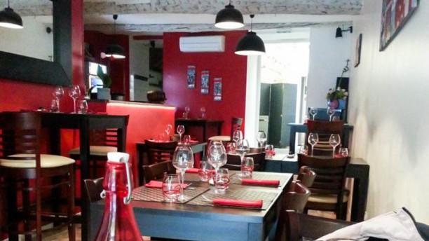 O'Bistrot Gourmand Salle du restaurant