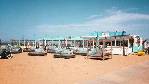 Spice Beachclub Terras