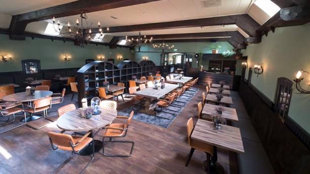 Veluwse Huyskamer Het restaurant