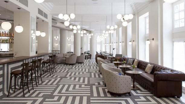 Adamastor do Fera Palace Hotel Vista sala