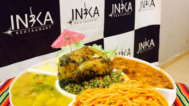 Inka Sugerencia del chef