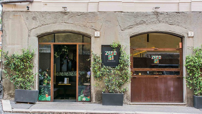 Esterno - Zero21 Monti, Roma
