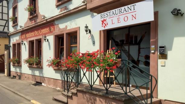 Restaurant Chez Léon Devanture