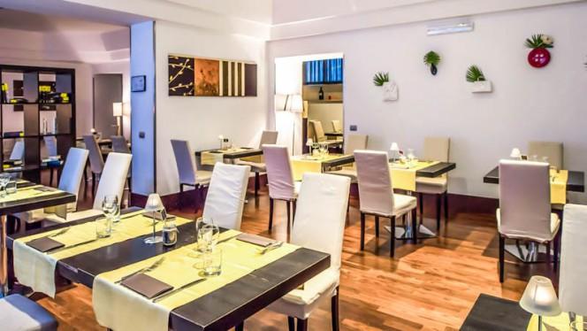Veduta dell interno - M & G  The Restaurant, Rome