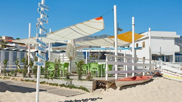 BluWater Beach Club Esterno