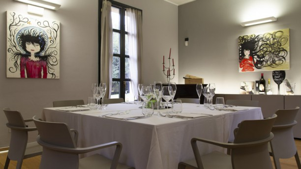 Villa Biffi Vista sala