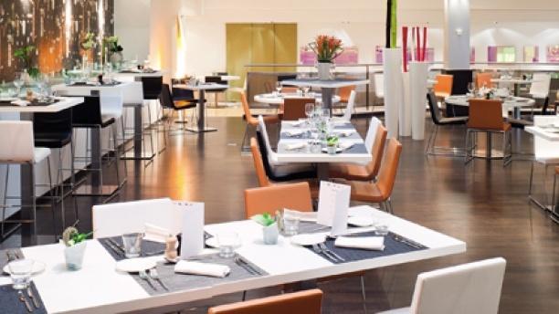 Novotel Café Vue de la salle