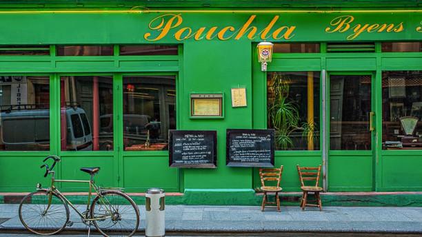 Pouchla Byens Ro Le Pouchla et son vélo