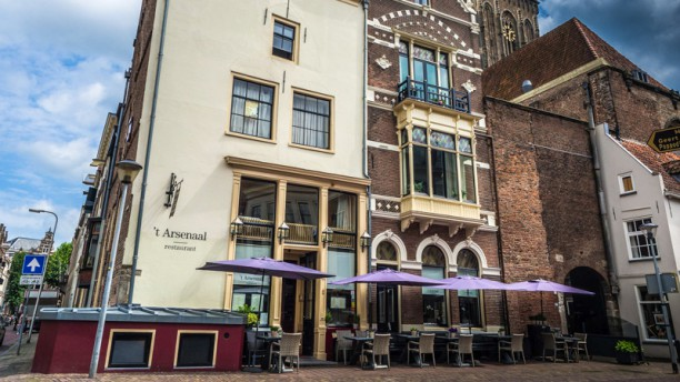 't Arsenaal Restaurant