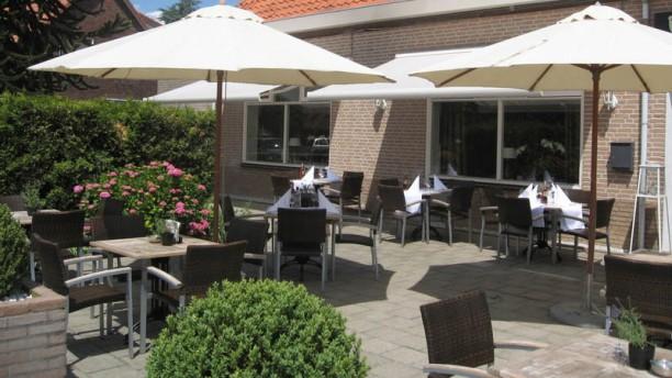Fletcher Hotel-Restaurant De Gelderse Poort Terras