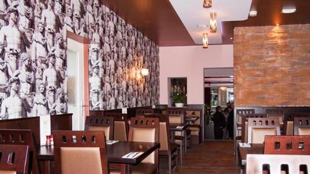 Grieks Restaurant Athene Het restaurant