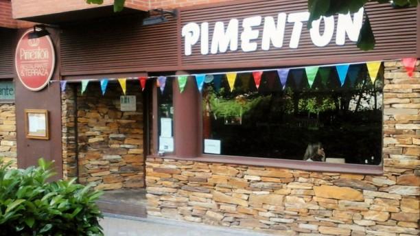 Pimentón Entrada