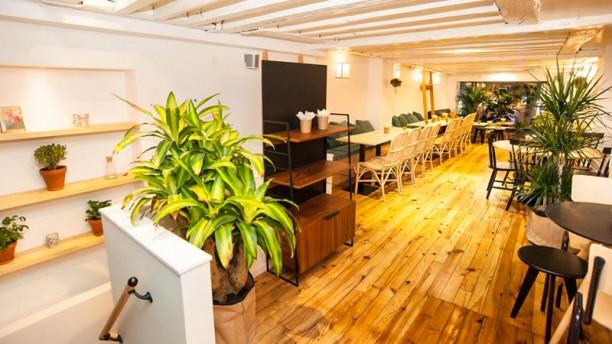La Nouvelle Cantine salle à l'etage