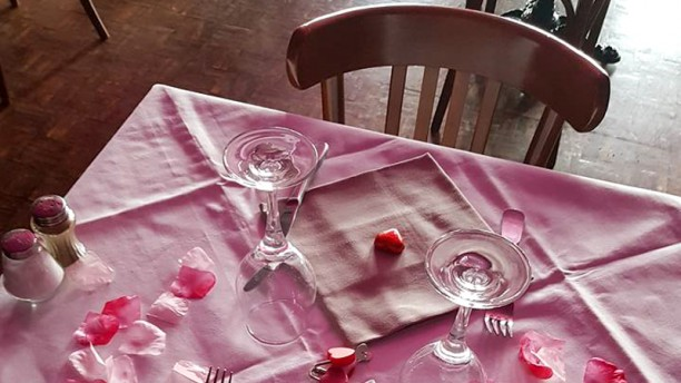 La Brasserie de l'Ovalie Table dressée