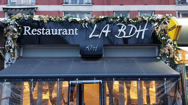 """""""LA BDH"""" ( La brasserie des halles ) Entrée"""