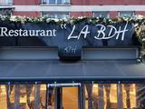 """Restaurant """"LA BDH"""" ( La brasserie des halles )"""