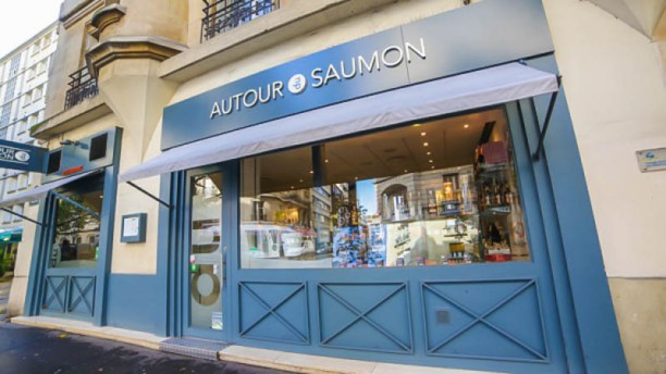 autour du saumon convention in paris restaurant reviews menu and prices thefork. Black Bedroom Furniture Sets. Home Design Ideas