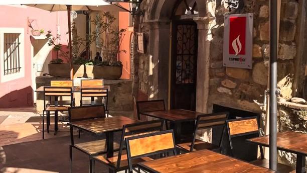 Restaurant Casarella Terrasse