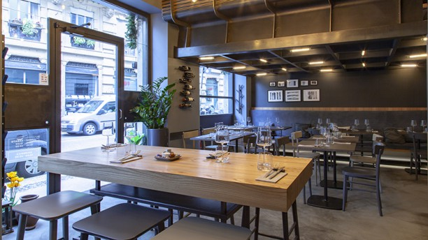 Roux In Milan Restaurant Reviews Menu And Prices Thefork