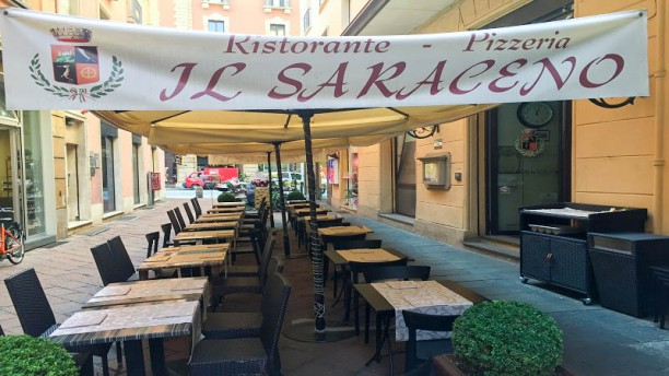 Il Saraceno Terrazza