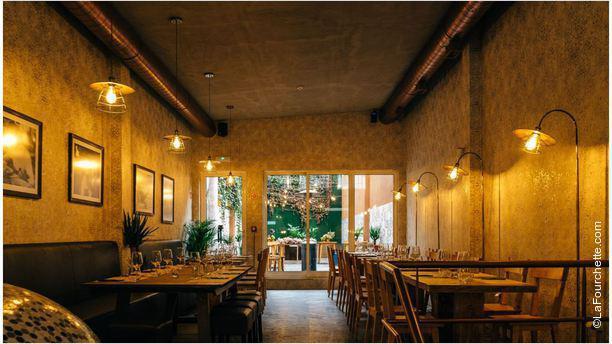 Muti Pizzeria Napoletana & Wine Bar Interior sala
