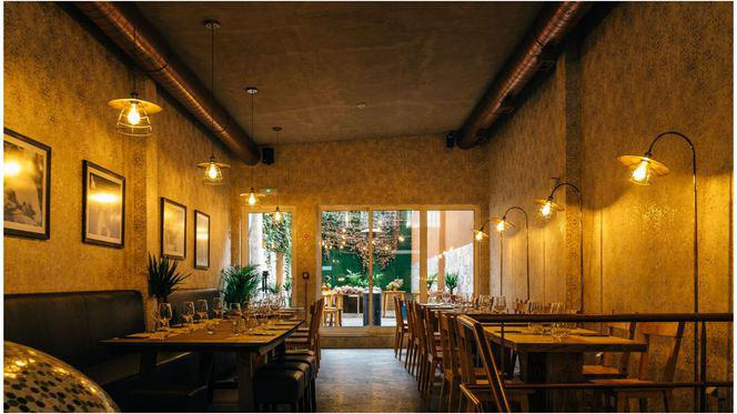 Interior sala - Muti Pizzeria Napoletana & Wine Bar, Porto