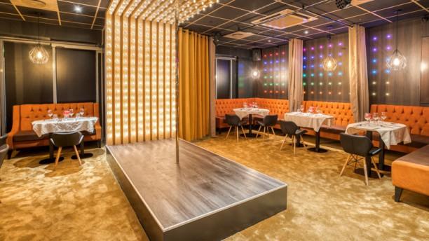 Crazy Coulisses Salle de restaurant