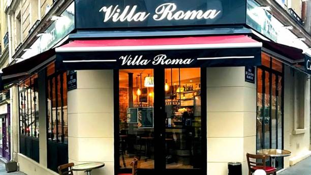 Villa Roma Entrée