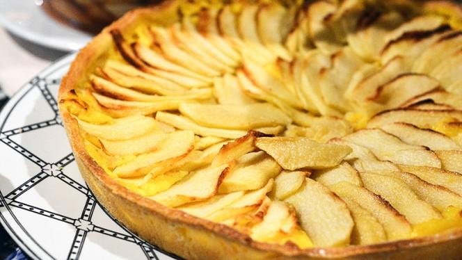La torta di mele - Ristorante Giovanni, Torino